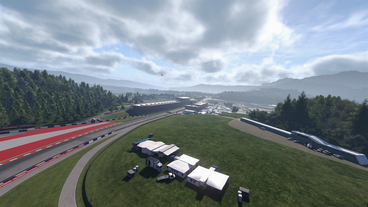 Скриншот №4 к F1 2018