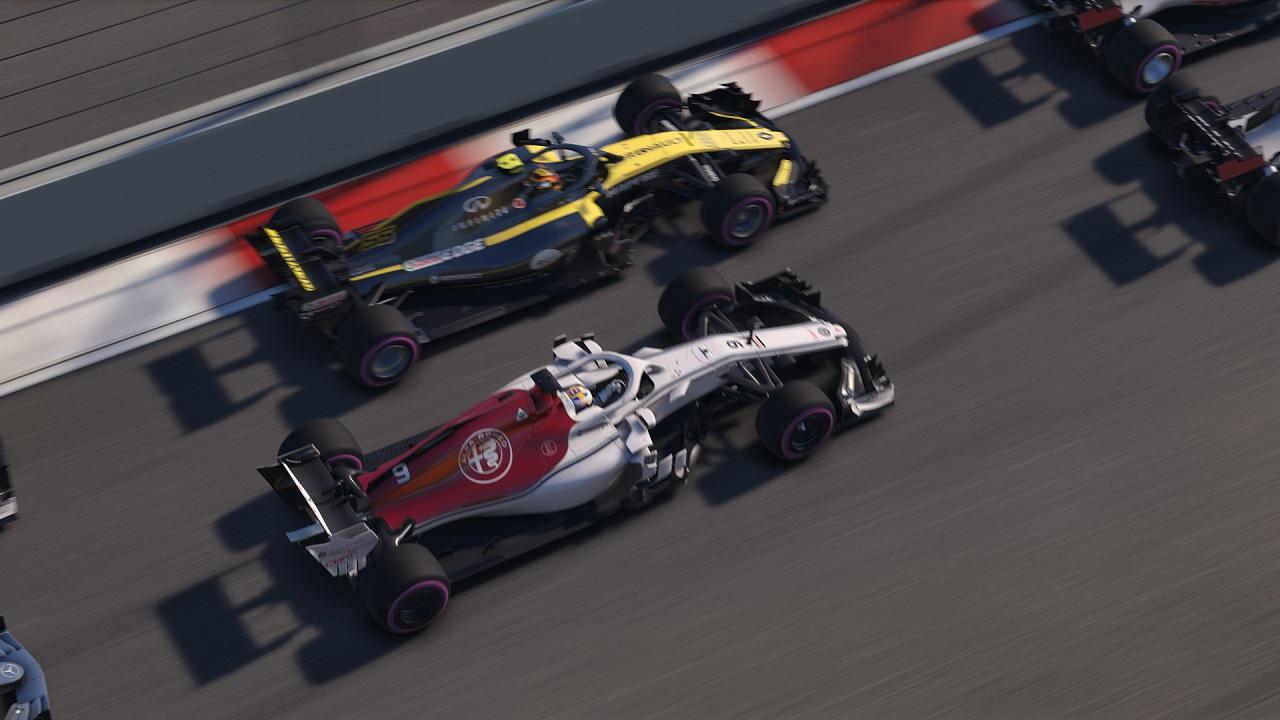 Скриншот №3 к F1 2018