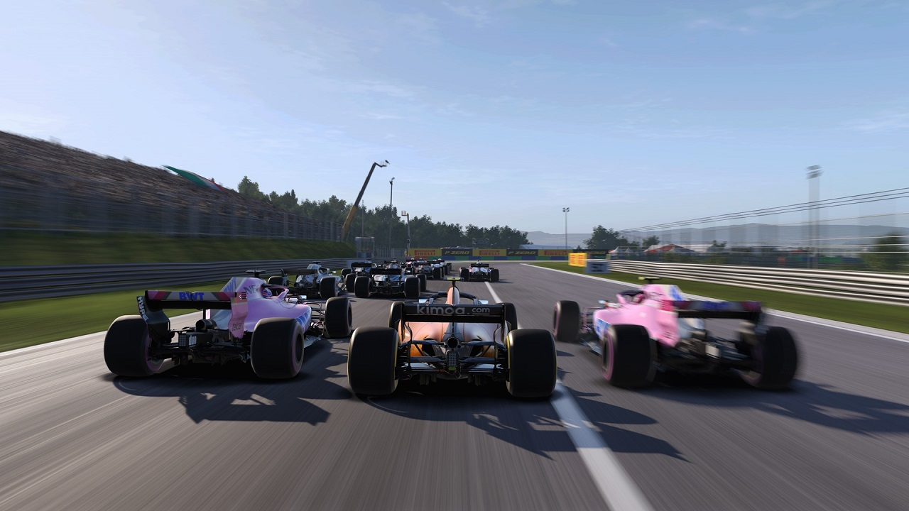 Скриншот №5 к F1 2018