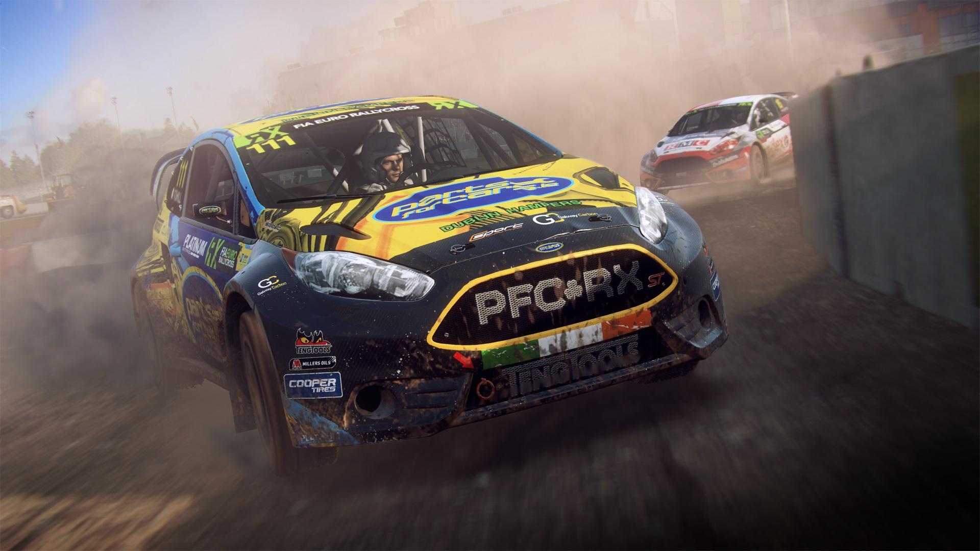 Скриншот №5 к DiRT Rally 2.0