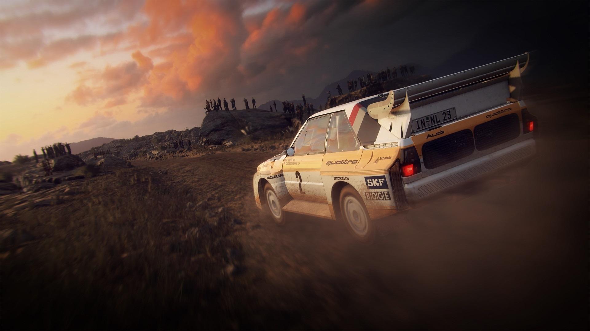 Скриншот №1 к DiRT Rally 2.0