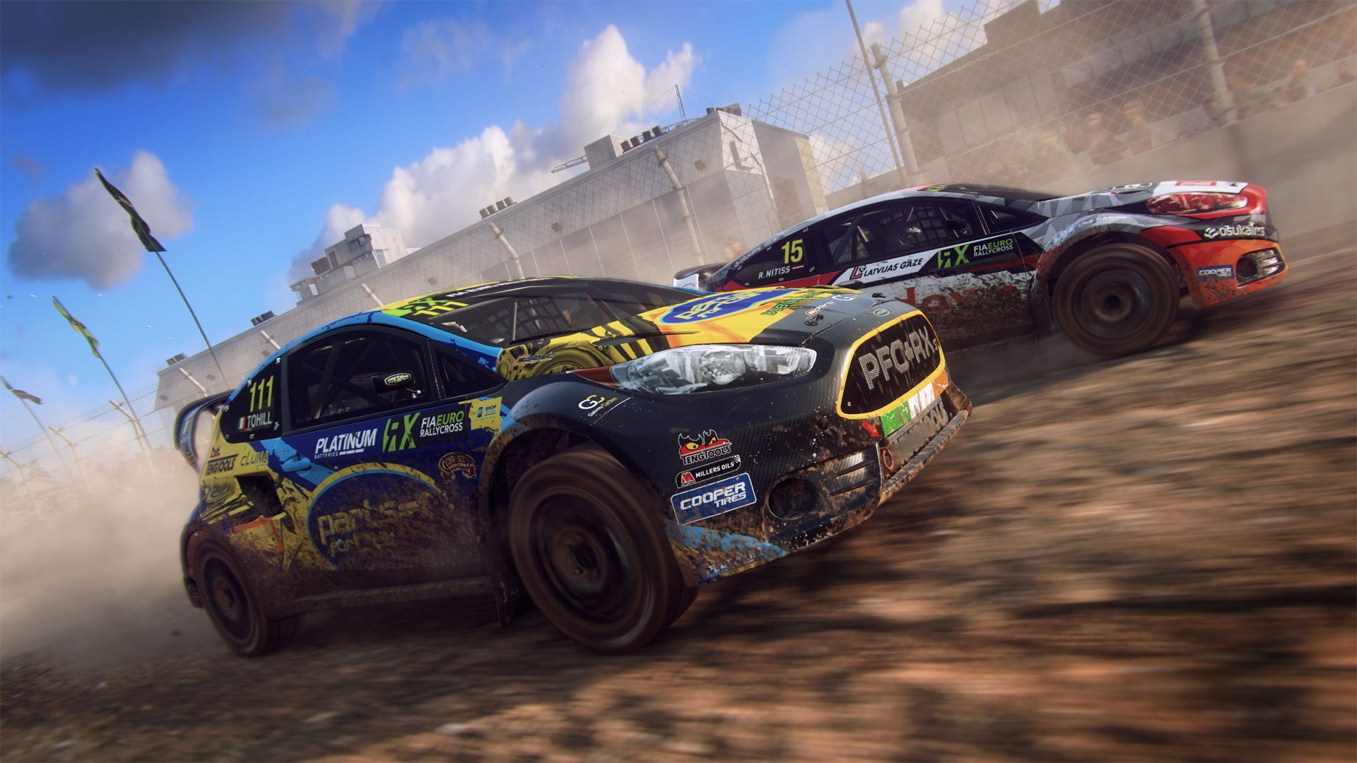 Скриншот №4 к DiRT Rally 2.0