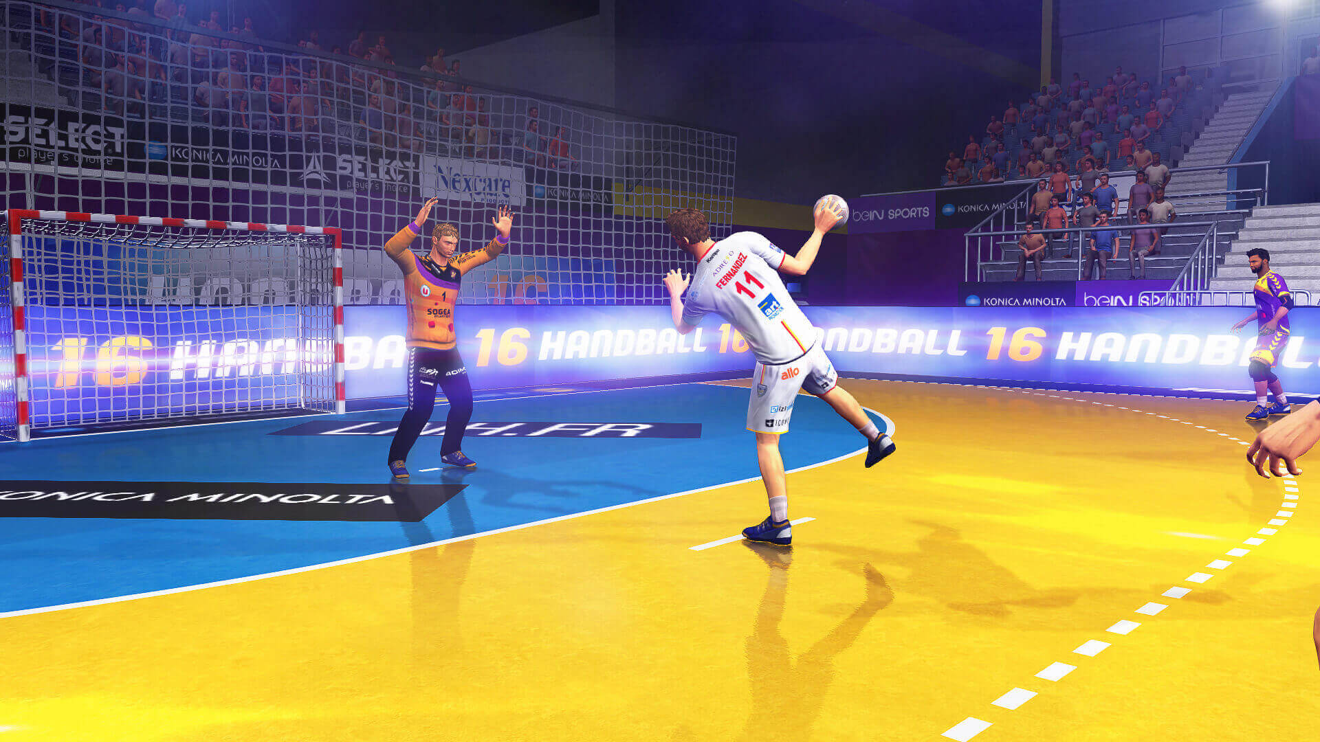 handball 16 sur ps4 playstation store officiel france. Black Bedroom Furniture Sets. Home Design Ideas