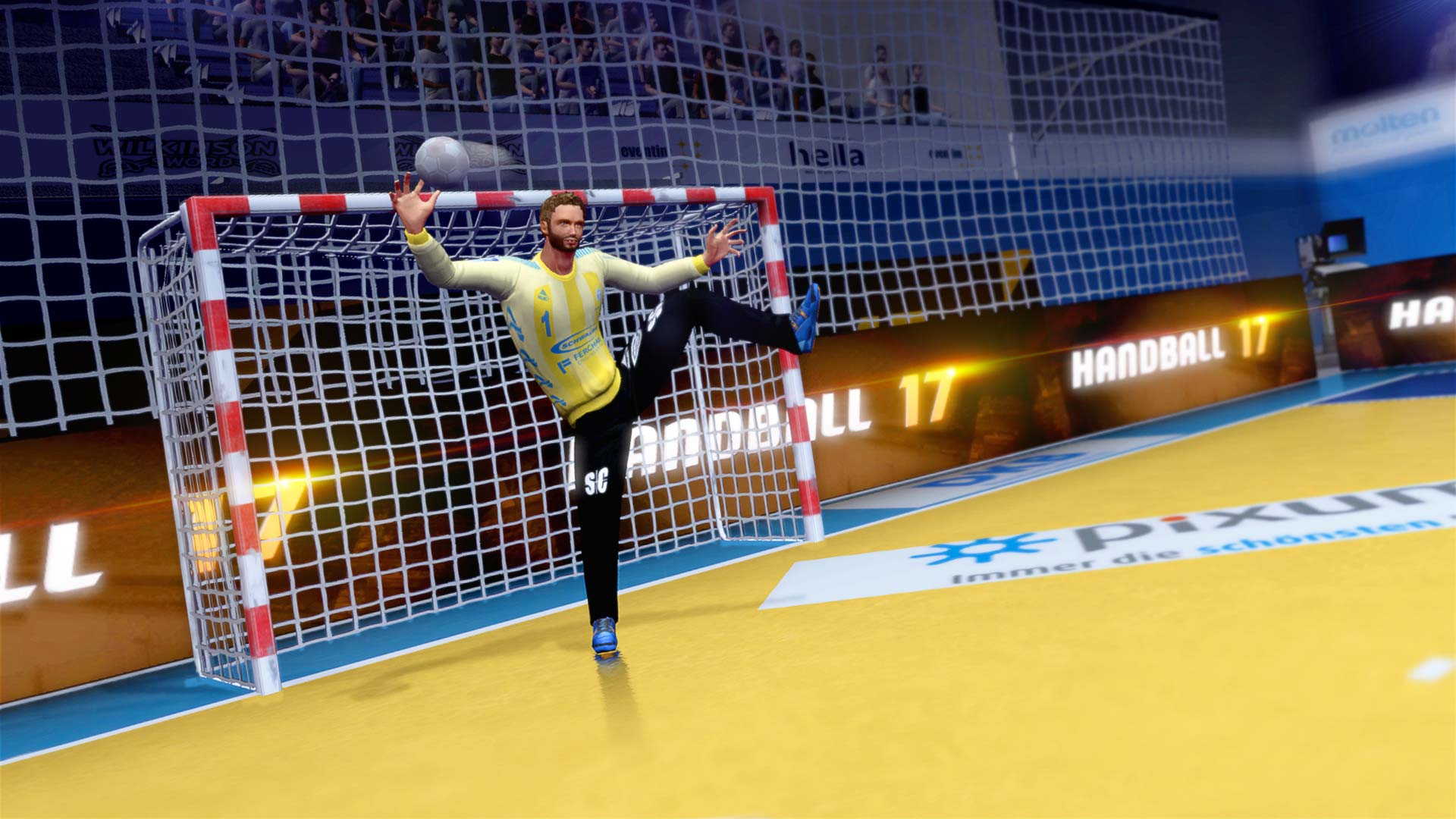 handball 17 sur ps4 playstation store officiel belgique. Black Bedroom Furniture Sets. Home Design Ideas
