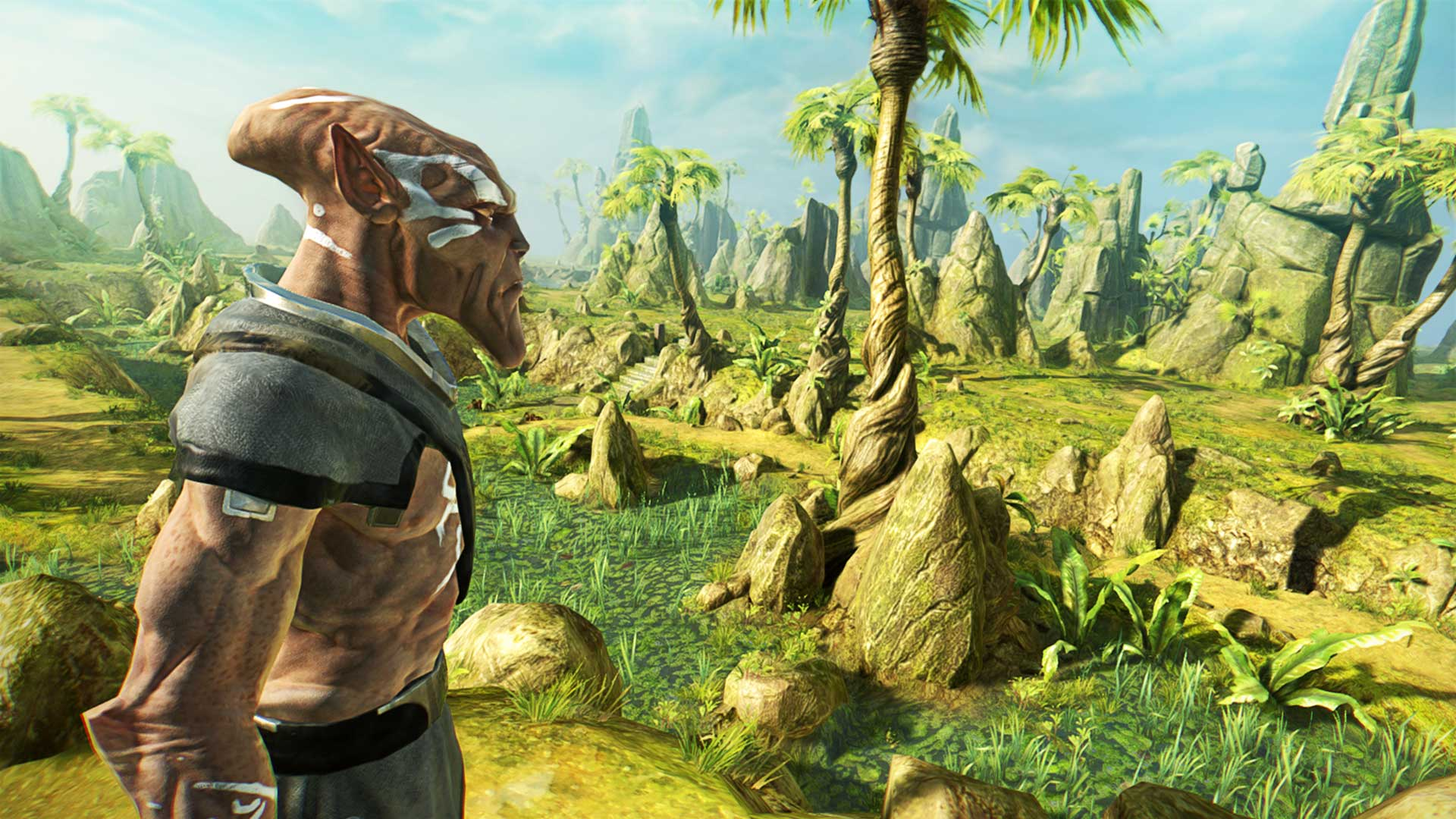 Outcast – Second Contact Deluxe Edition скриншот 4