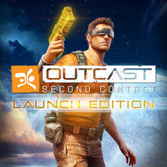 Outcast - Second Contact Launch Edition