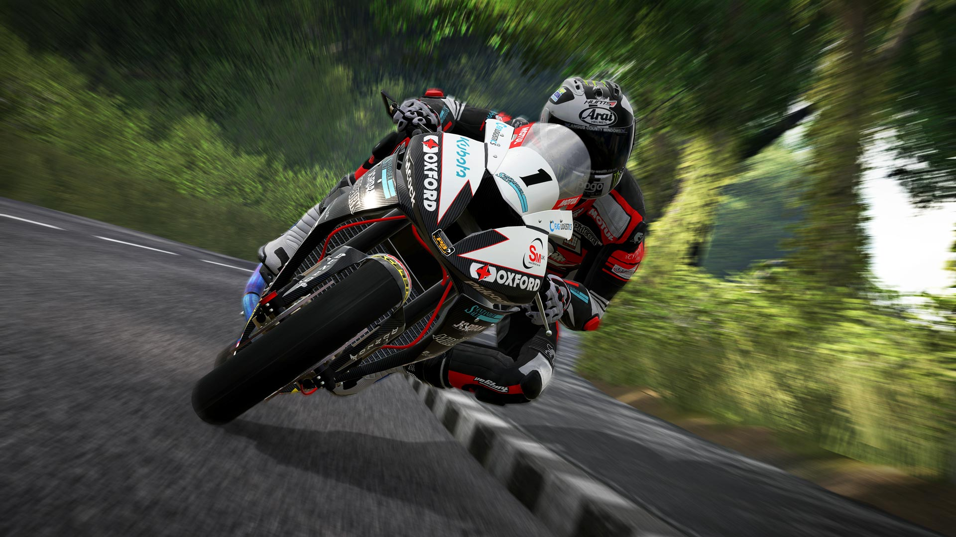 TT Isle of Man - Ride on the Edge скриншот 3