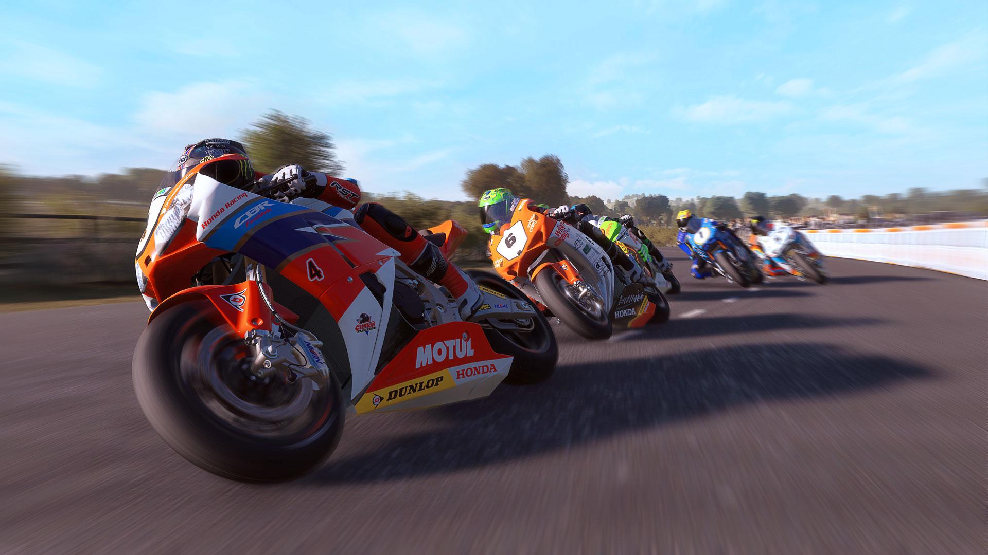 TT Isle of Man - Ride on the Edge скриншот 1