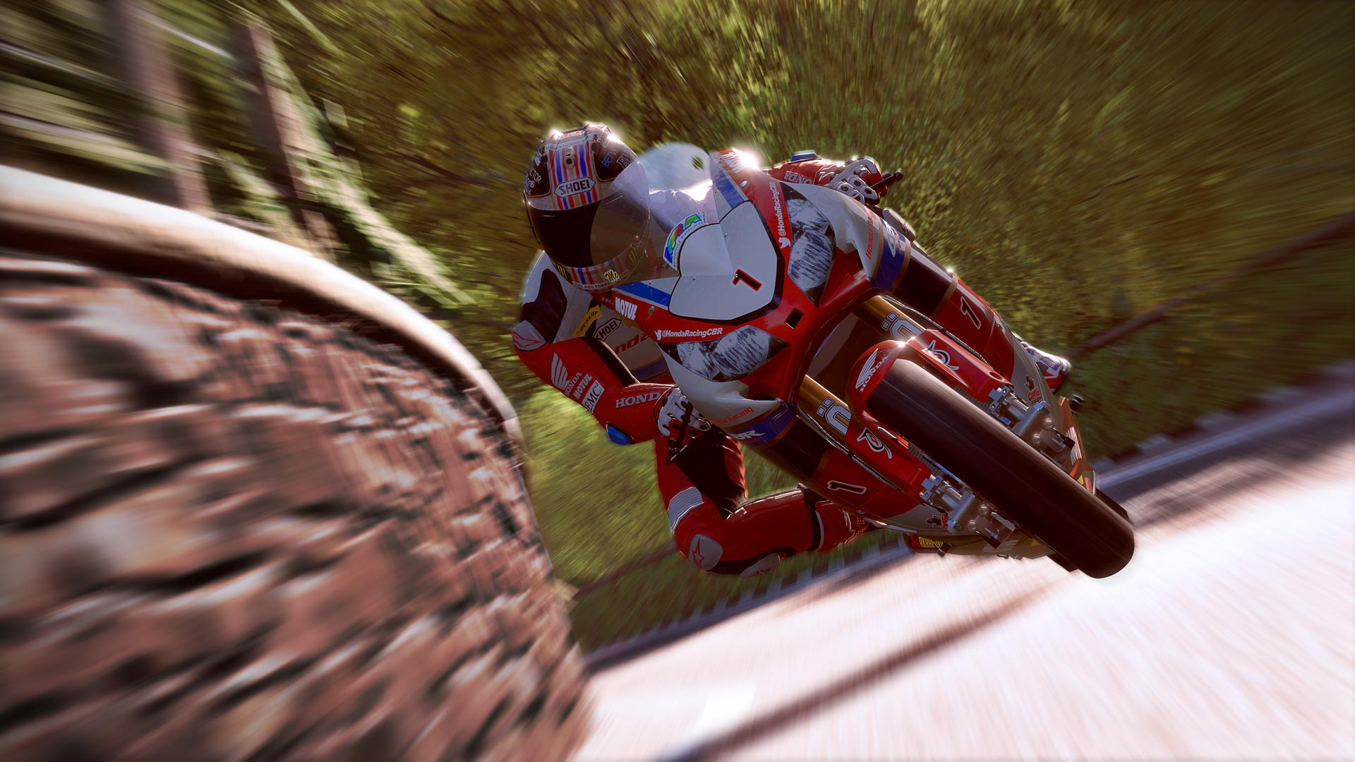 TT Isle of Man - Ride on the Edge скриншот 5