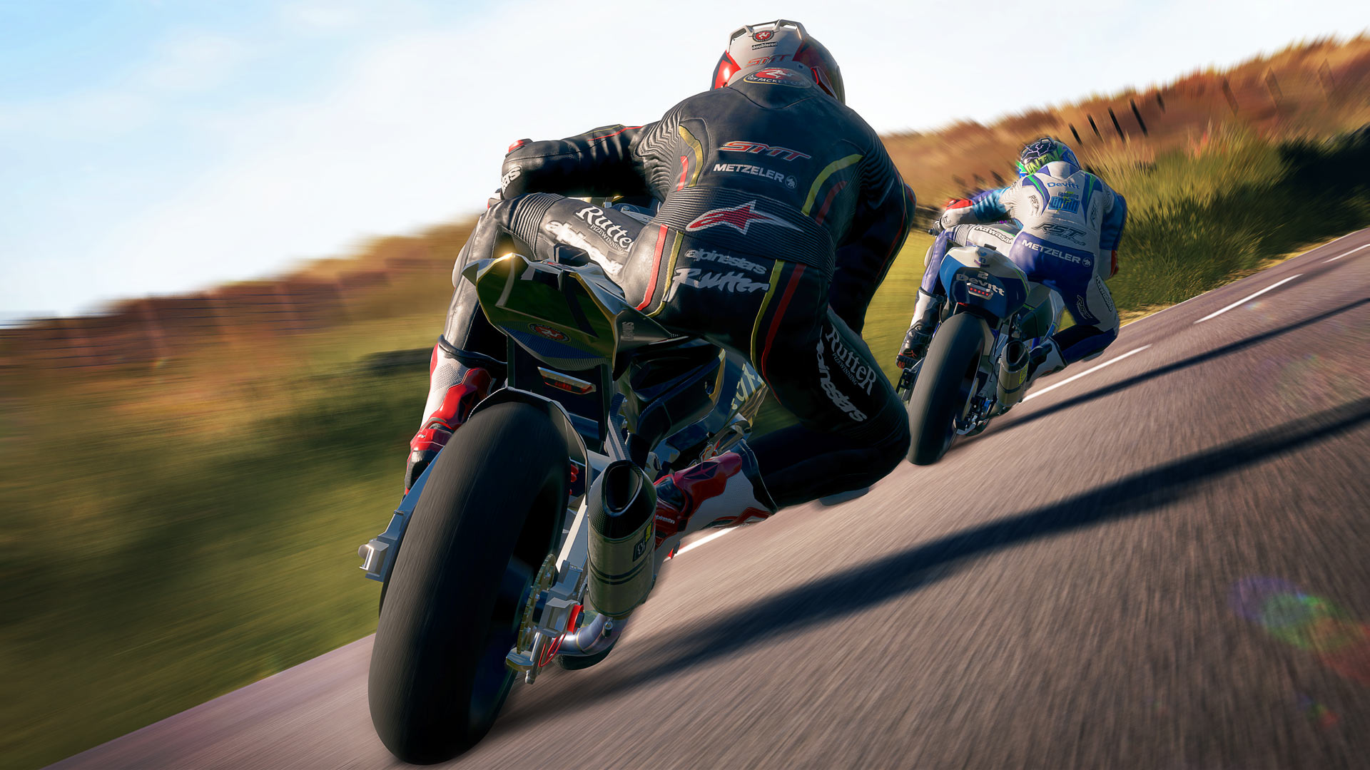 TT Isle of Man - Ride on the Edge скриншот 10