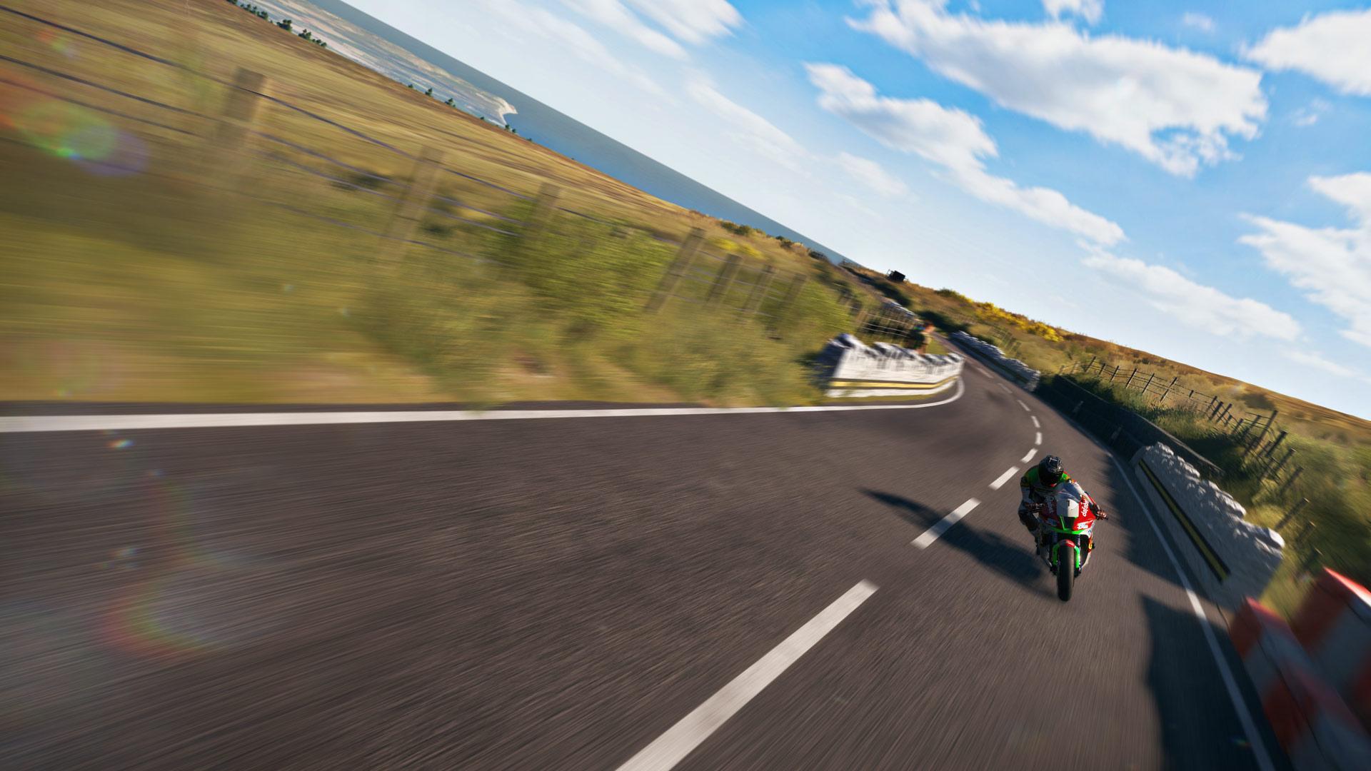 TT Isle of Man - Ride on the Edge скриншот 2
