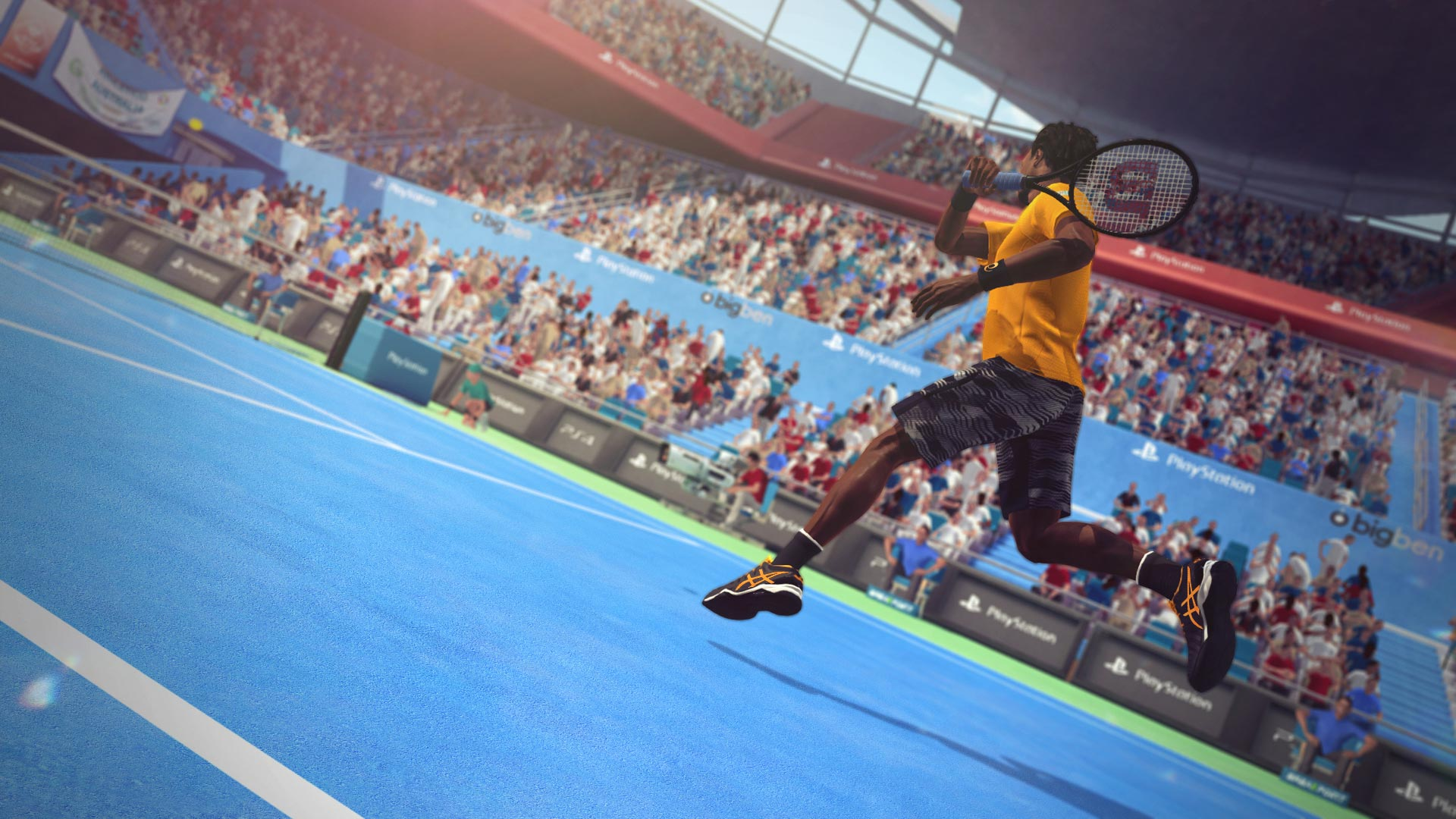 Tennis World Tour скриншот 4