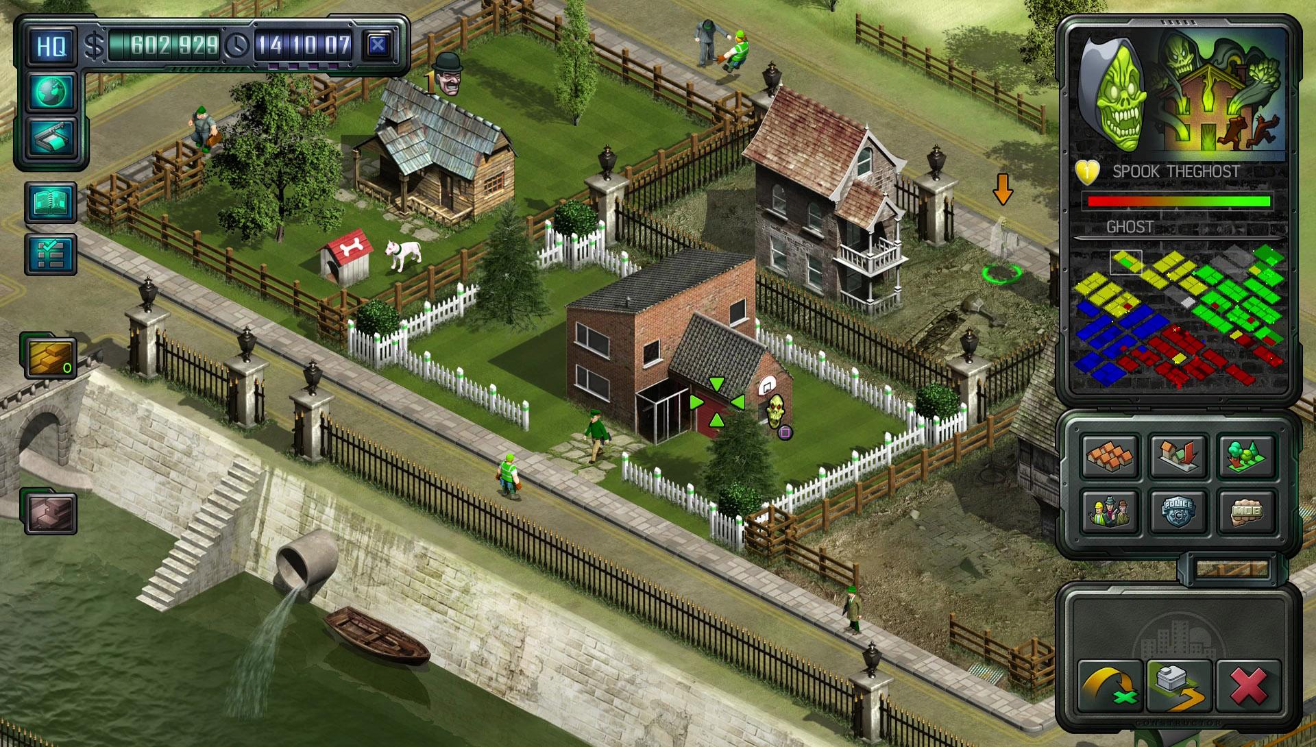 Скриншот №1 к Игра Constructor
