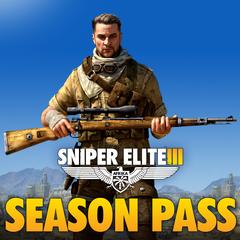 Сезонный абонемент Sniper Elite 3