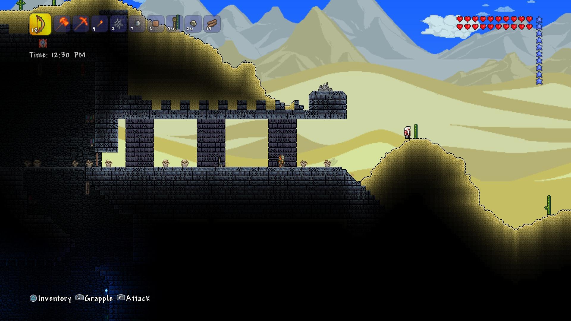 Скриншот №7 к Terraria – PlayStation4 Edition