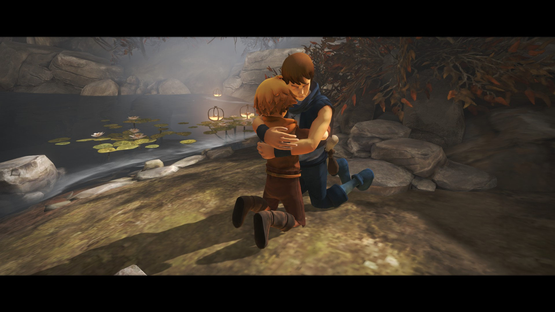 Скриншот №9 к Brothers a Tale of two Sons