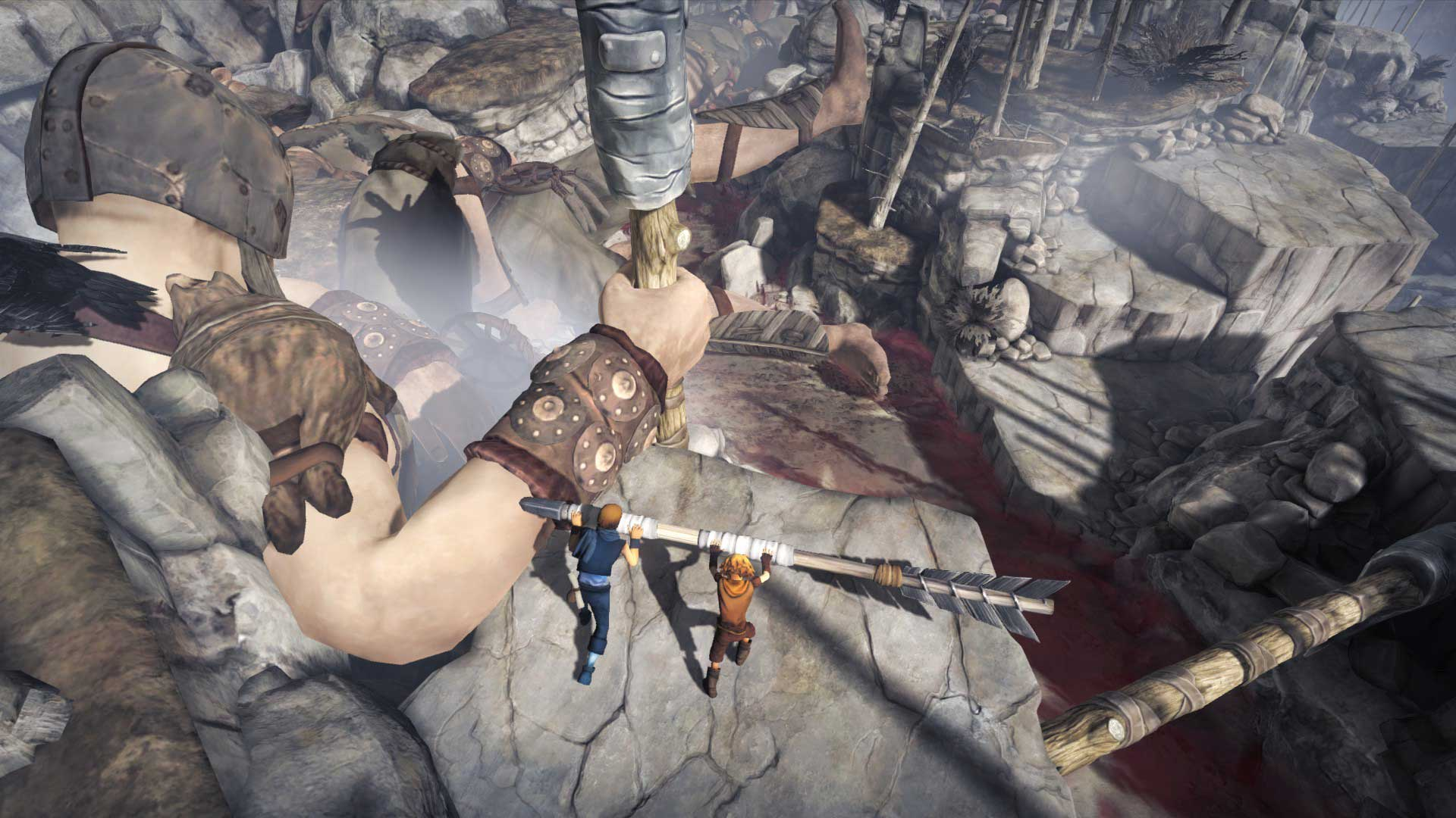 Скриншот №6 к Brothers a Tale of two Sons