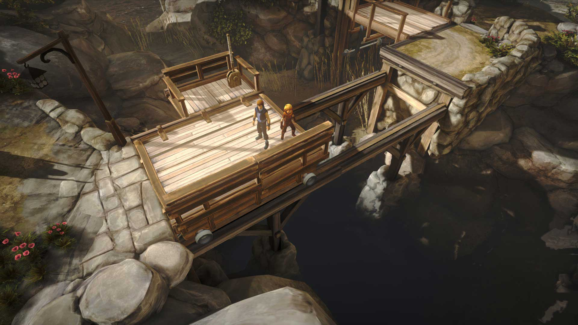 Скриншот №8 к Brothers a Tale of two Sons