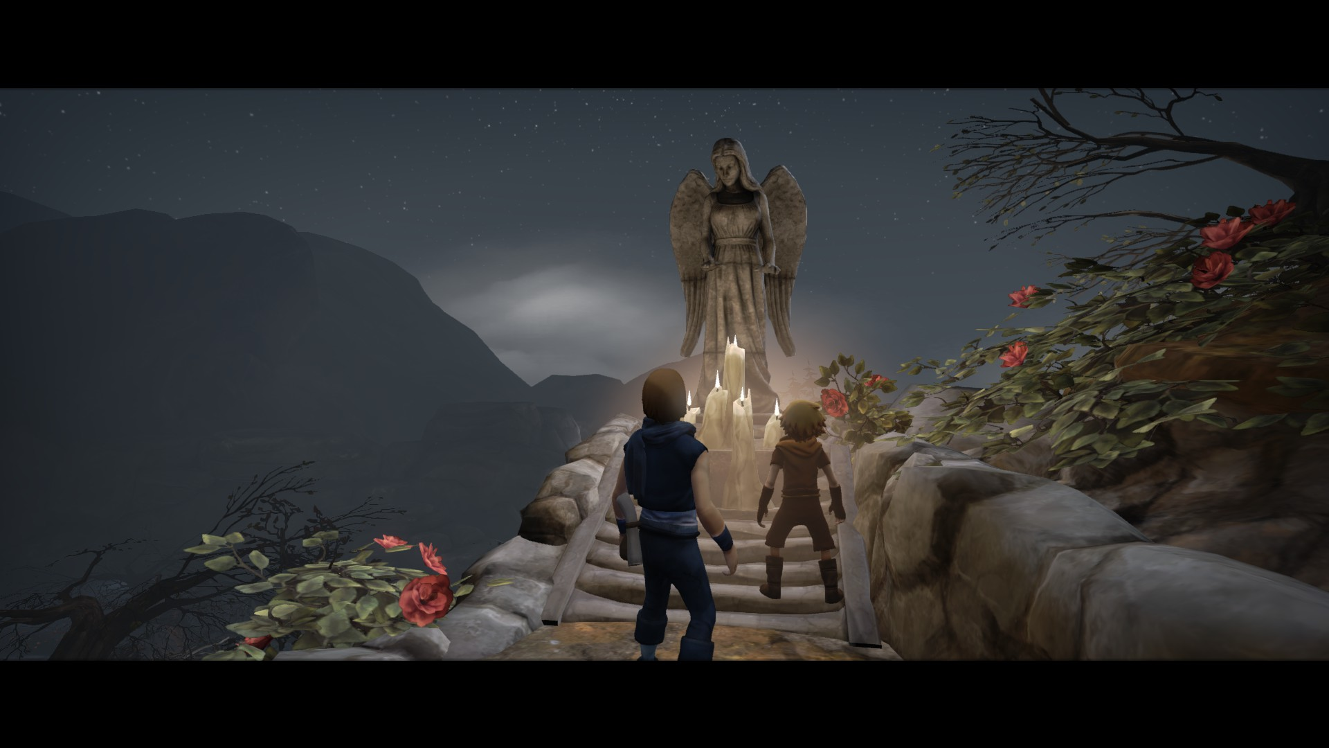 Скриншот №3 к Brothers a Tale of two Sons