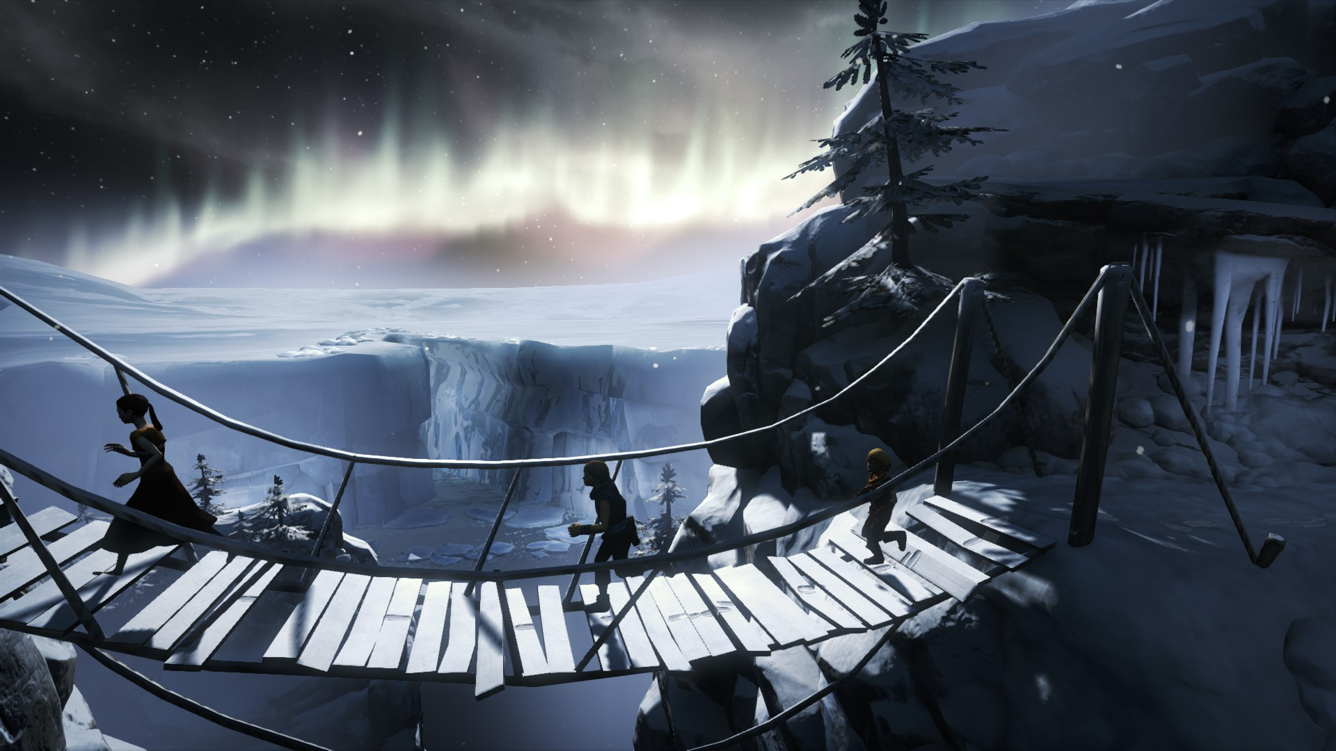 Скриншот №10 к Brothers a Tale of two Sons
