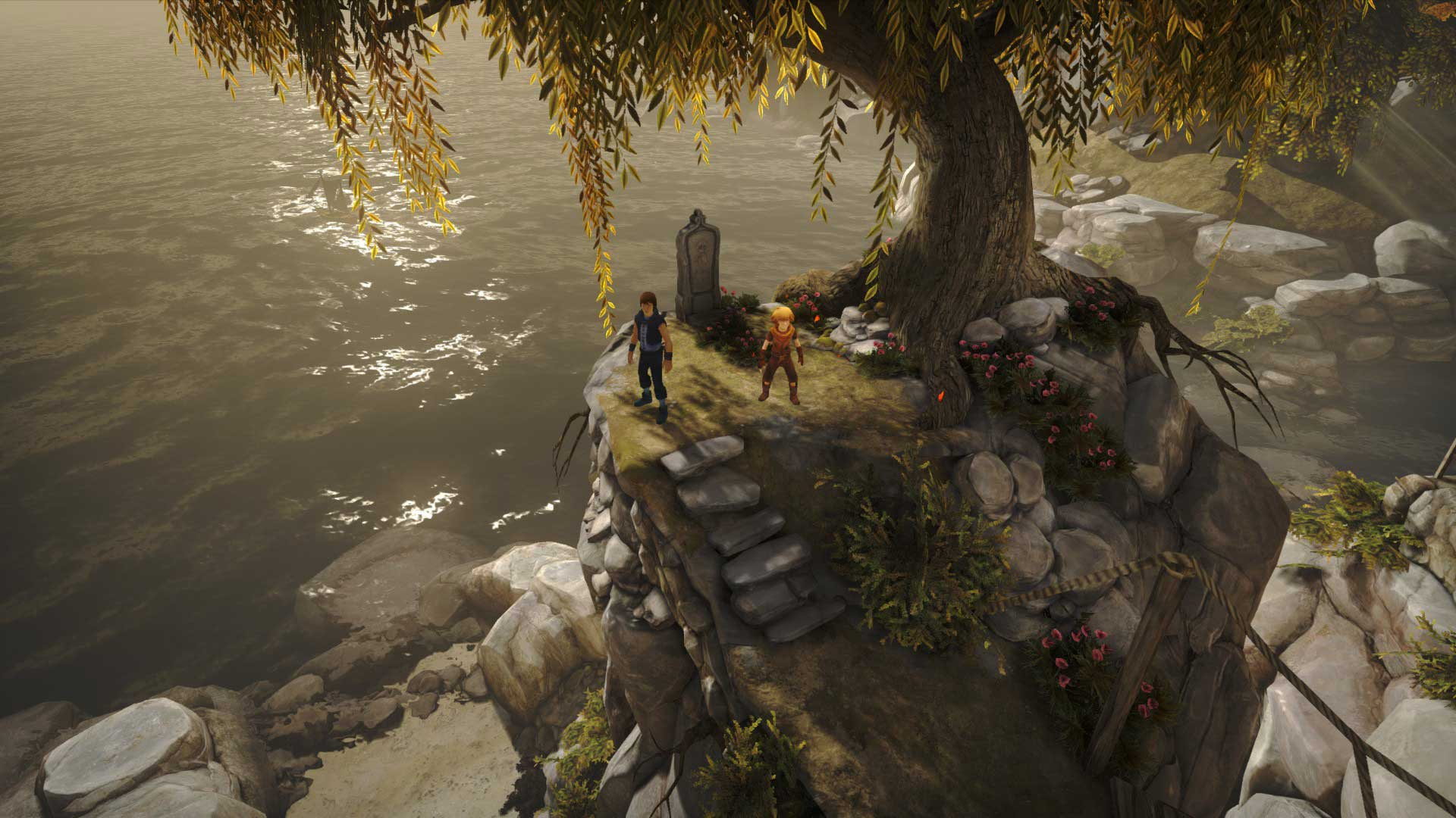 Скриншот №7 к Brothers a Tale of two Sons