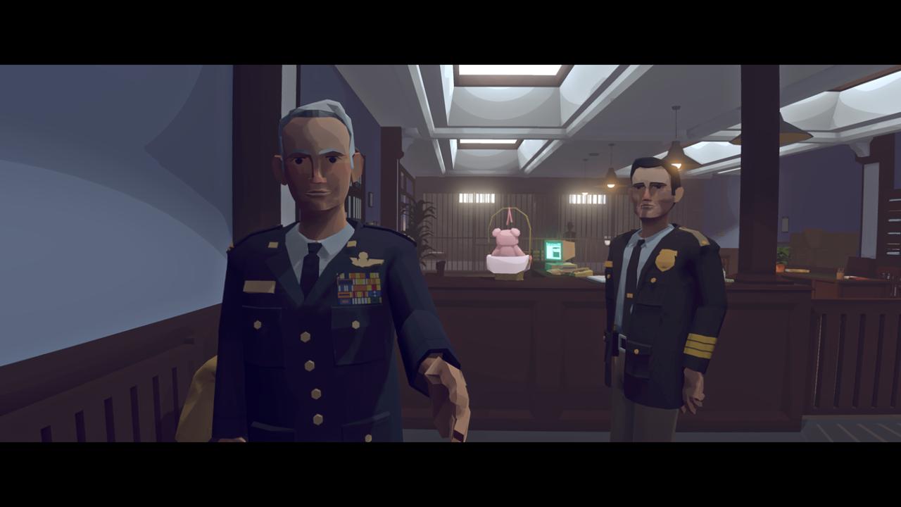 Скриншот №9 к Игра Virginia