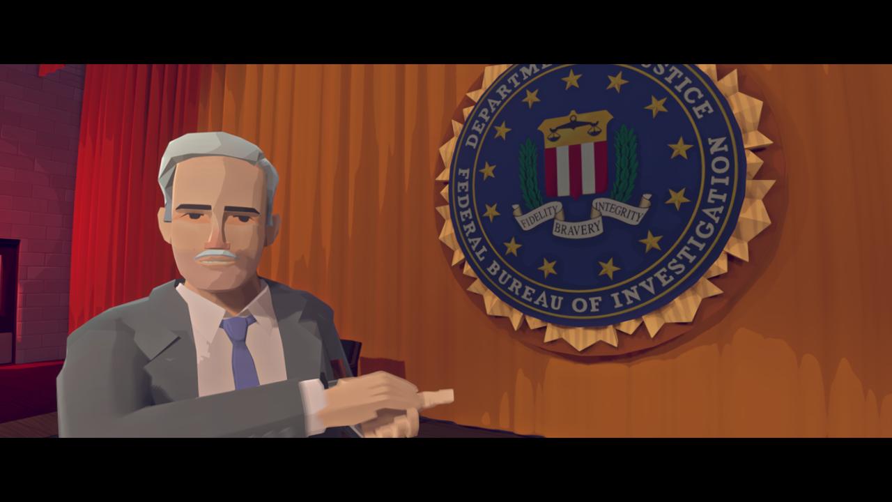 Скриншот №4 к Игра Virginia