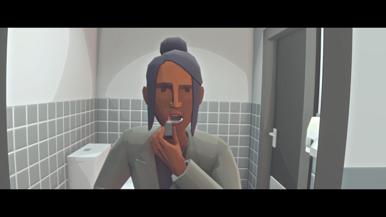 Скриншот №1 к Игра Virginia