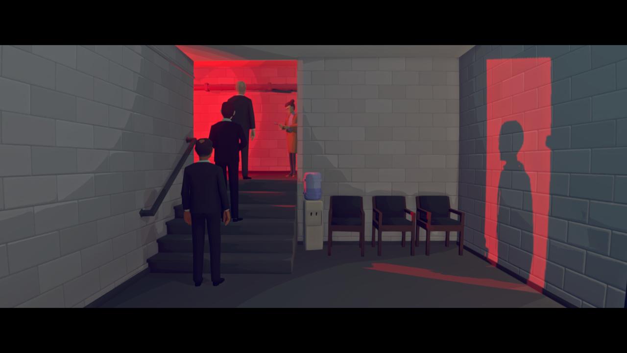Скриншот №3 к Игра Virginia