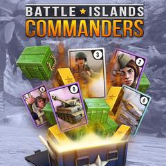 Бонусный ящик с припасами Battle Islands: Commanders