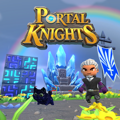 Portal Knights - édition Trône de Saphir
