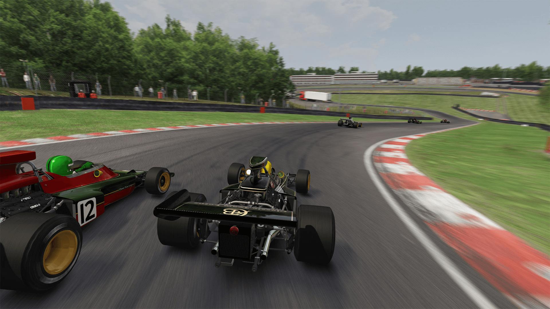 Assetto Corsa Ultimate Edition скриншот 1