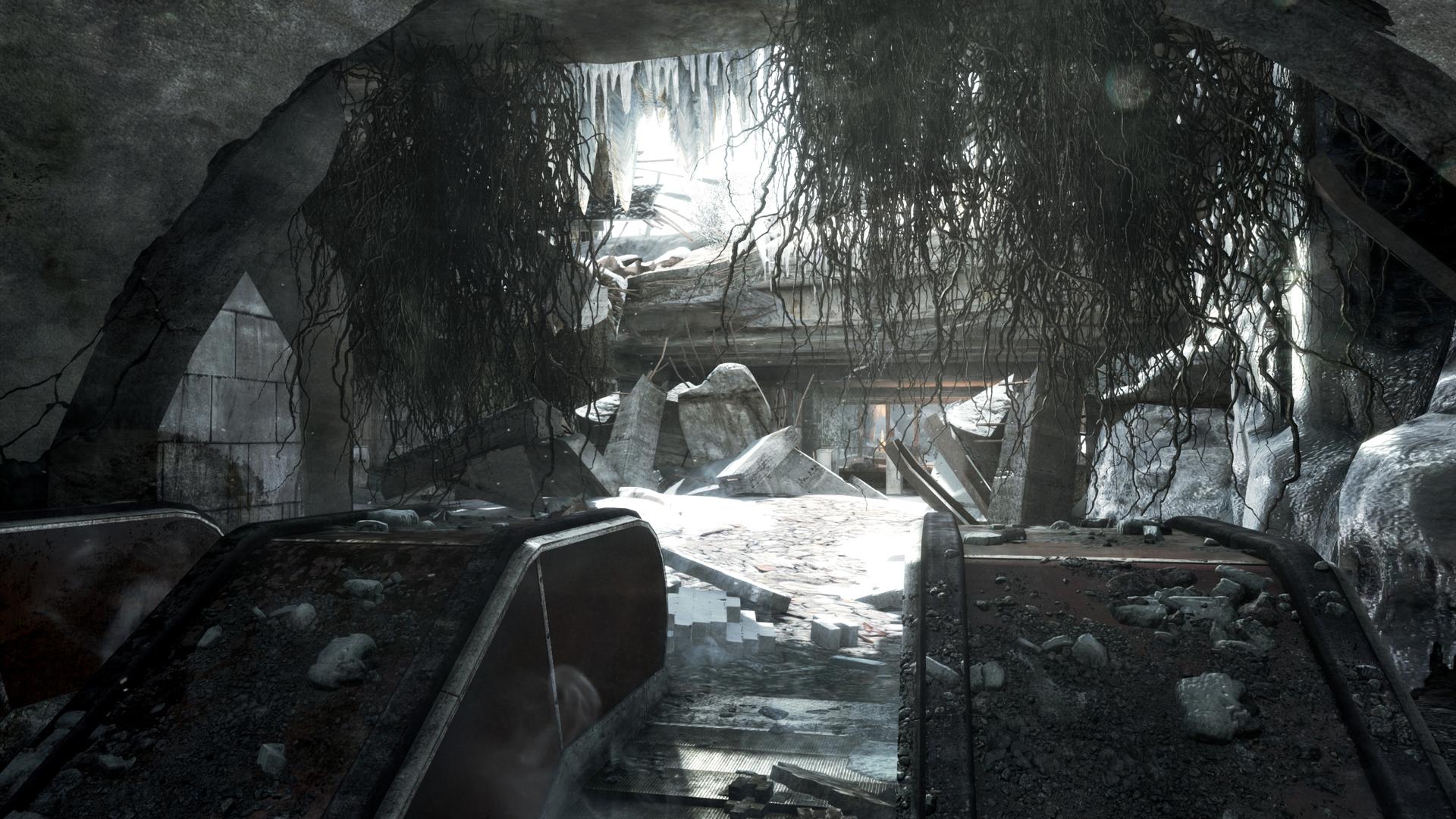 Скриншот №10 к Metro 2033 Redux
