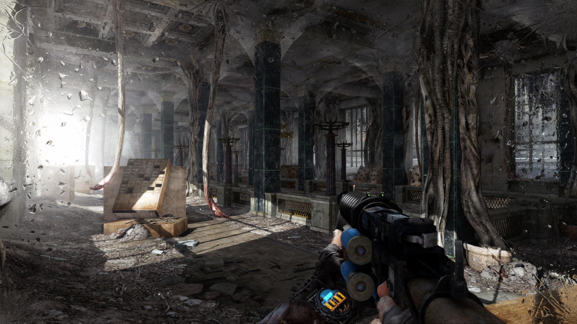 Скриншот №8 к Metro 2033 Redux