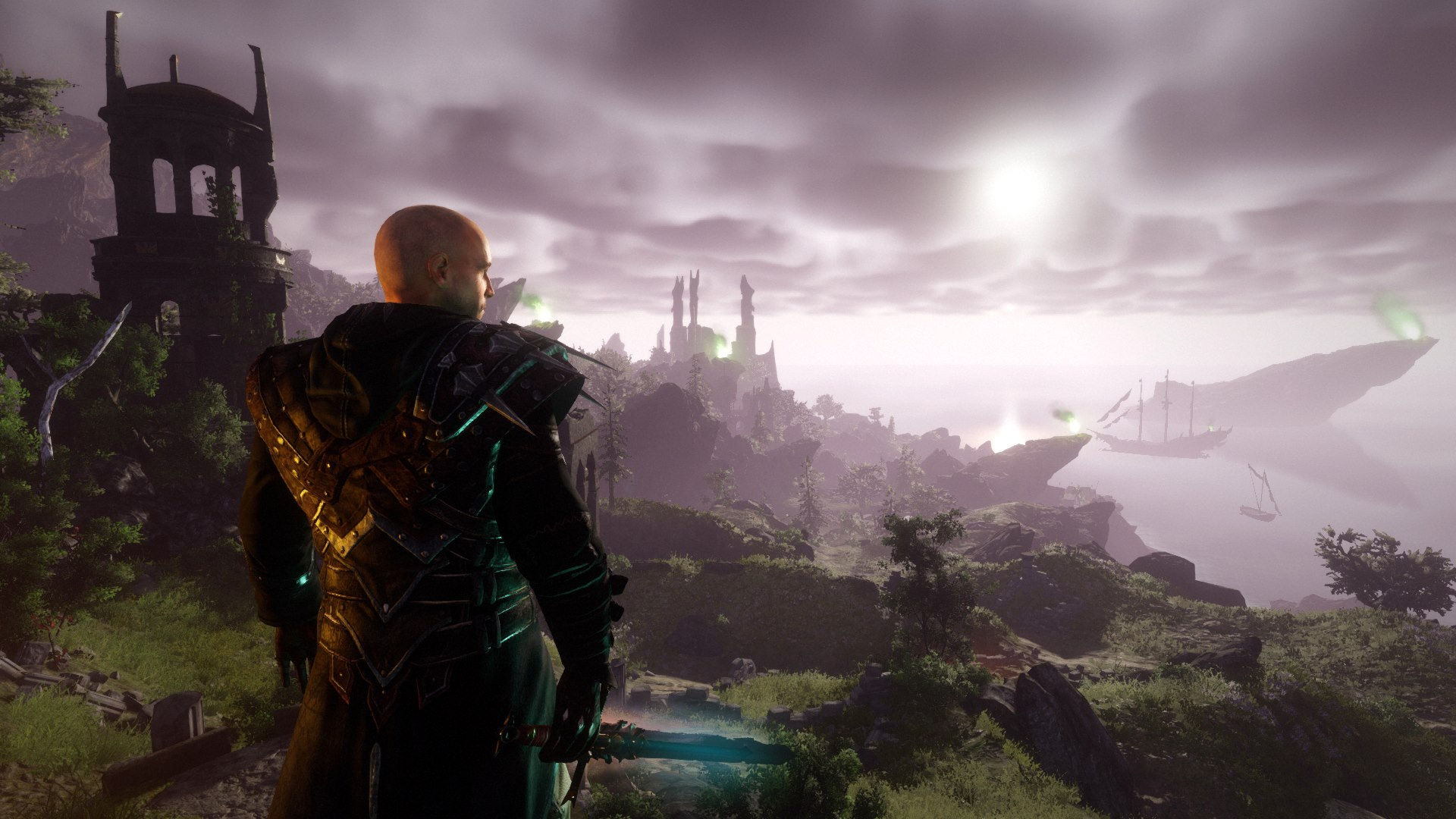 Скриншот №7 к Risen 3 Titan Lords - Enhanced Edition