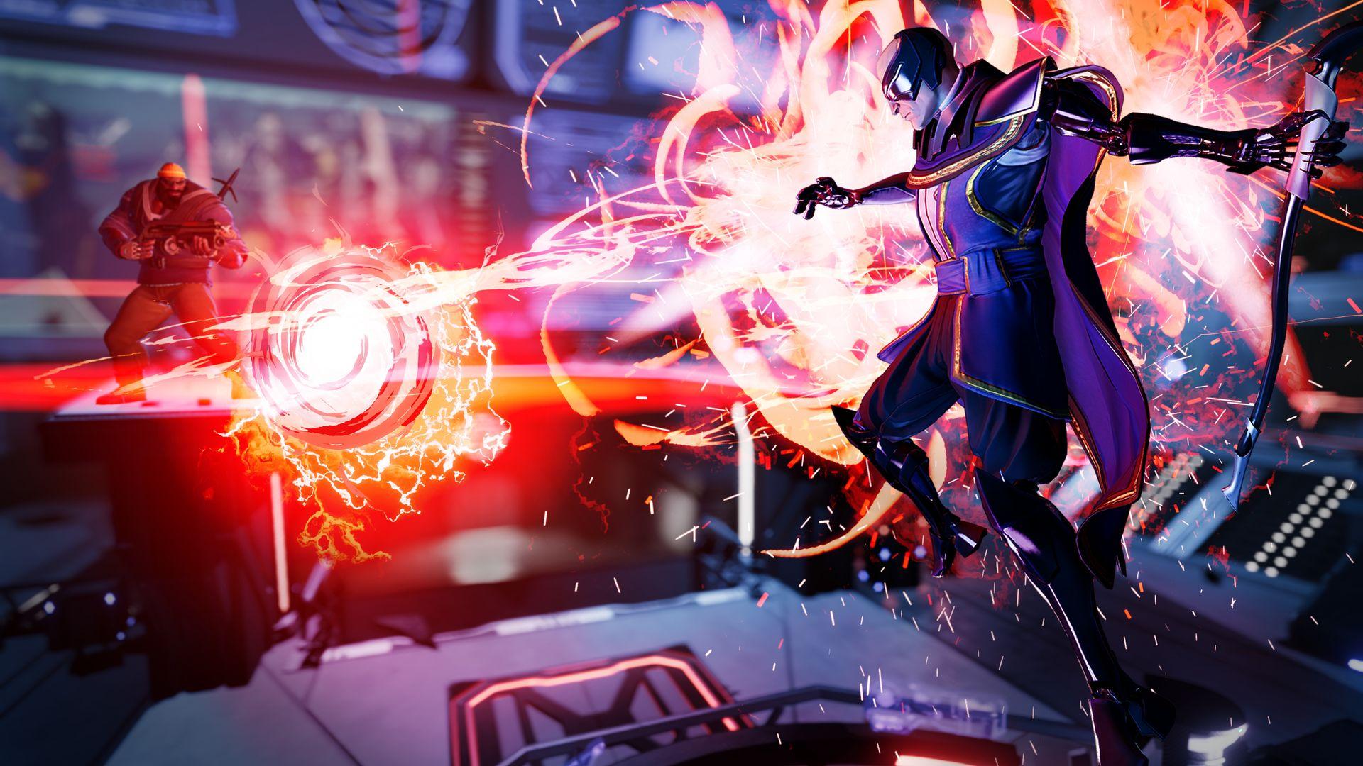 Agents of Mayhem - Total Mayhem Bundle скриншот 6