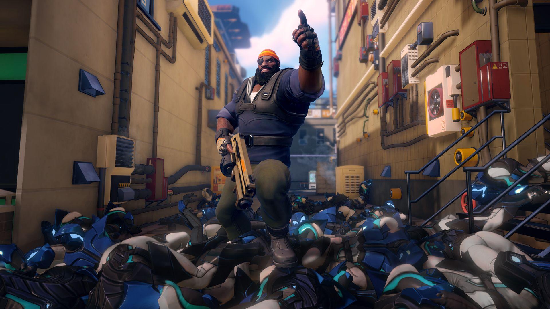 Agents of Mayhem - Total Mayhem Bundle скриншот 7