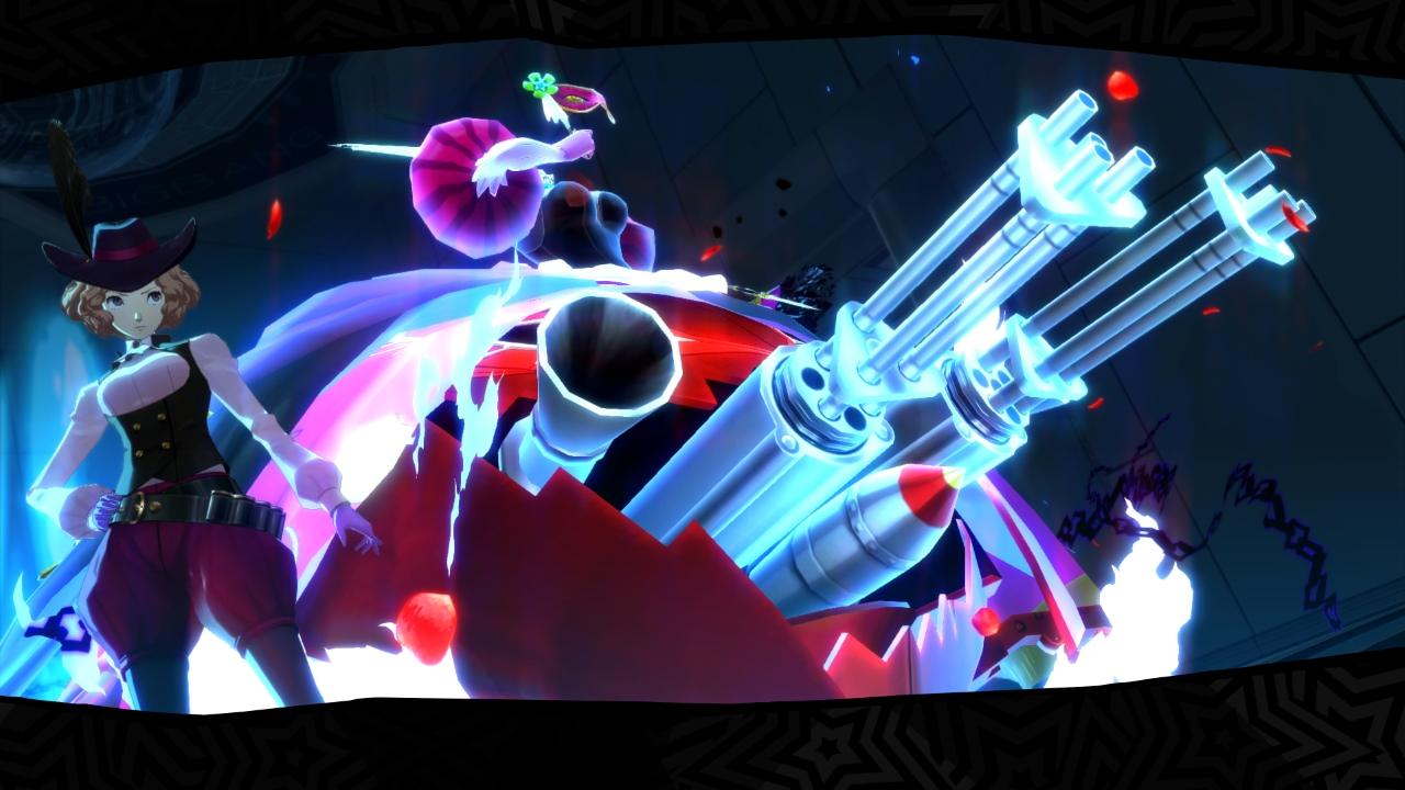 Persona 5 скриншот 3