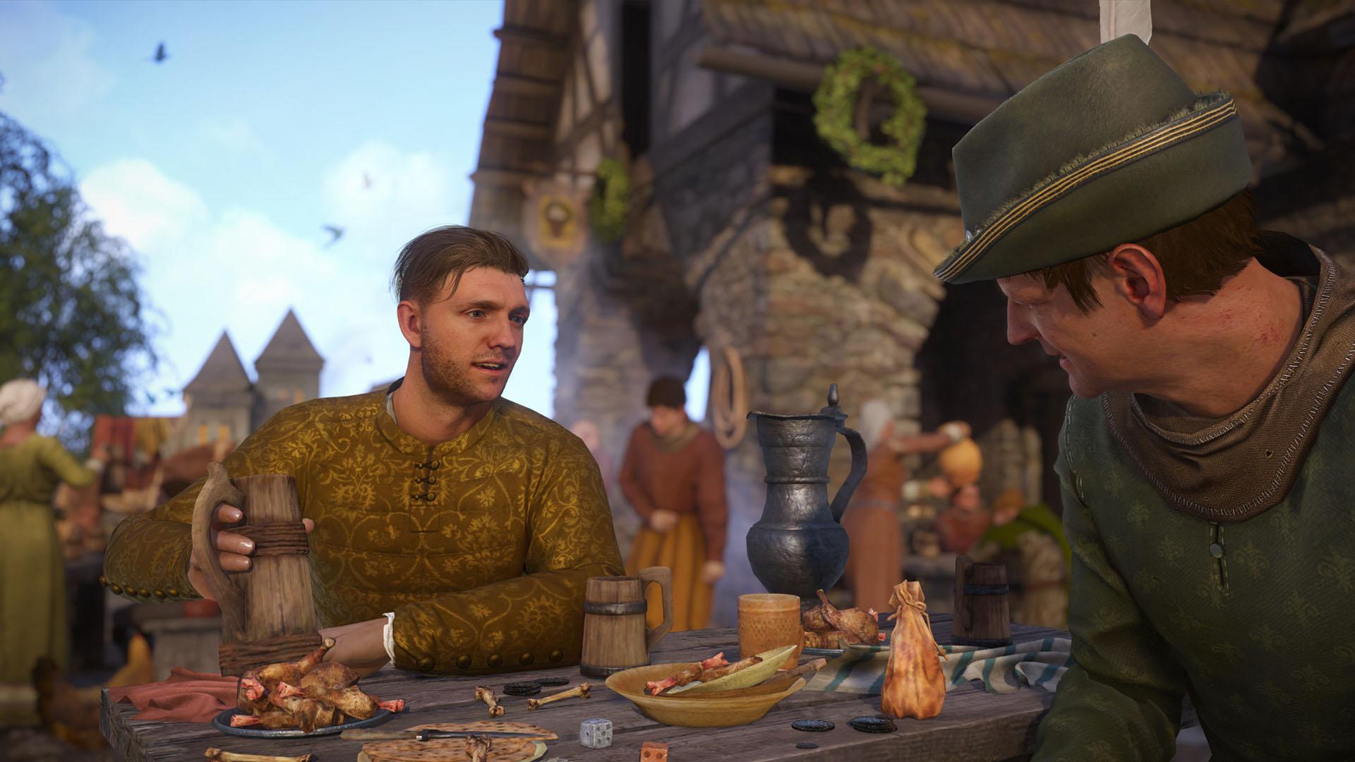 Kingdom Come: Deliverance скриншот 2