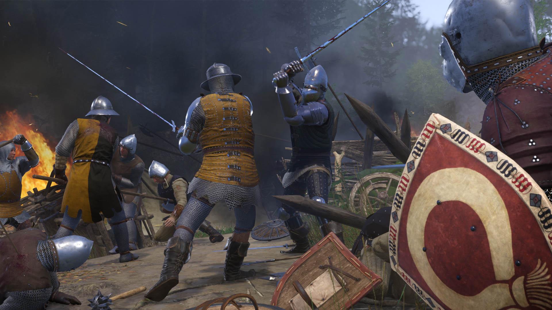 Kingdom Come: Deliverance скриншот 4