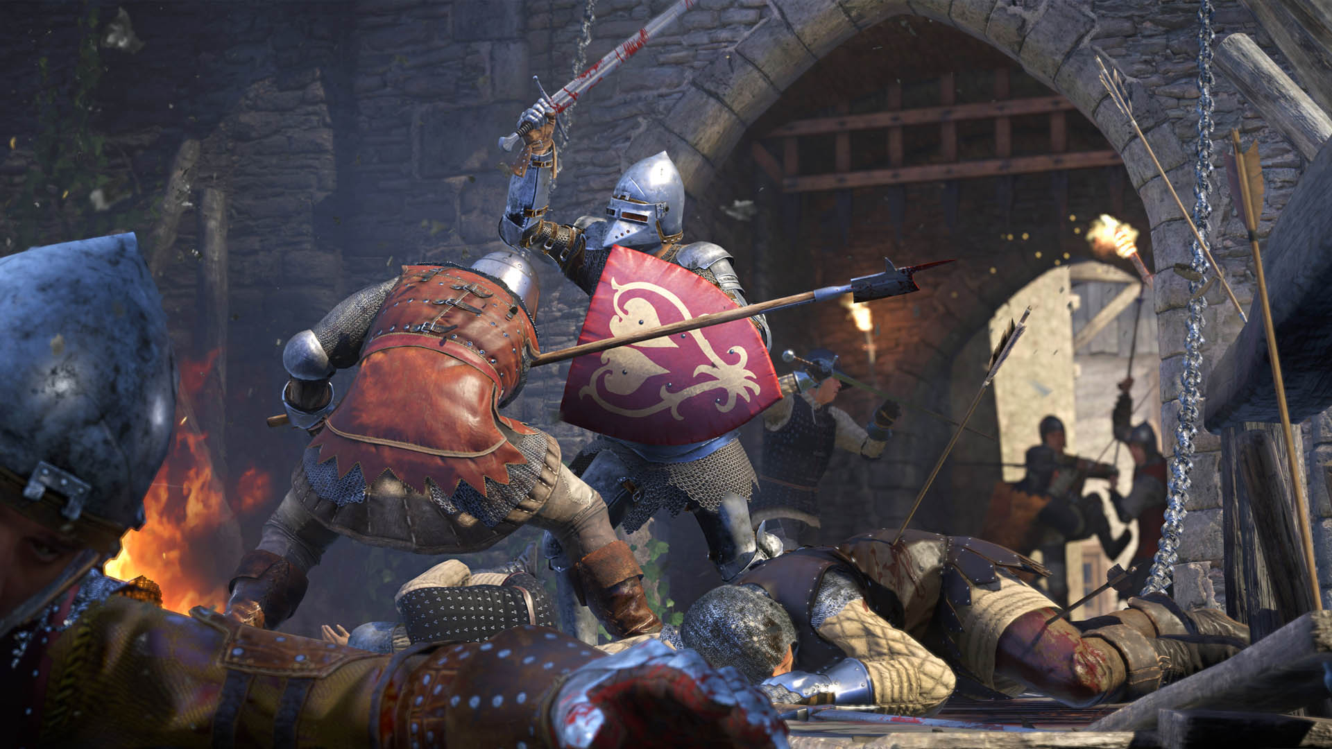 Kingdom Come: Deliverance скриншот 6