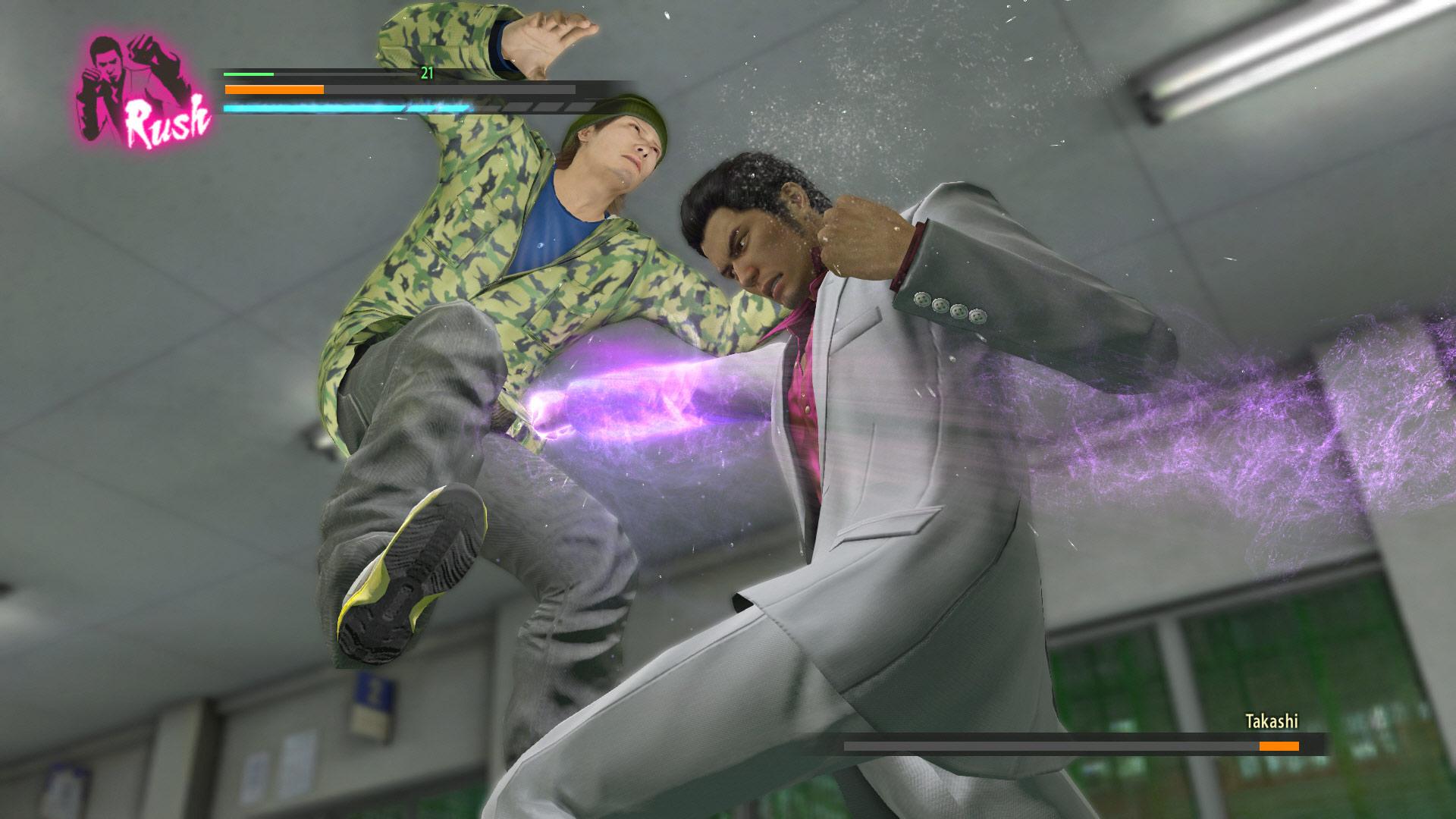 Скриншот №4 к Yakuza Kiwami