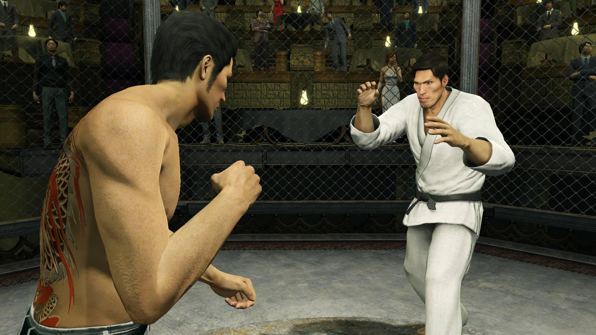 Скриншот №6 к Yakuza Kiwami