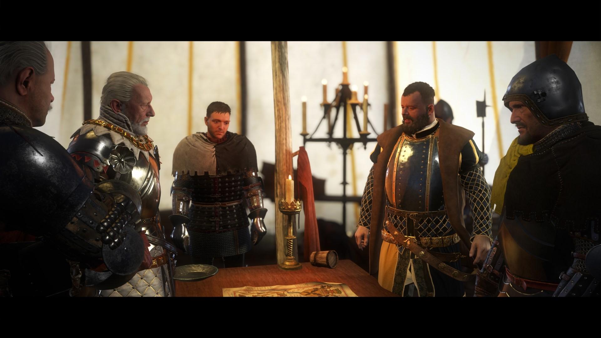 Скриншот №9 к Kingdom Come Deliverance Royal Edition