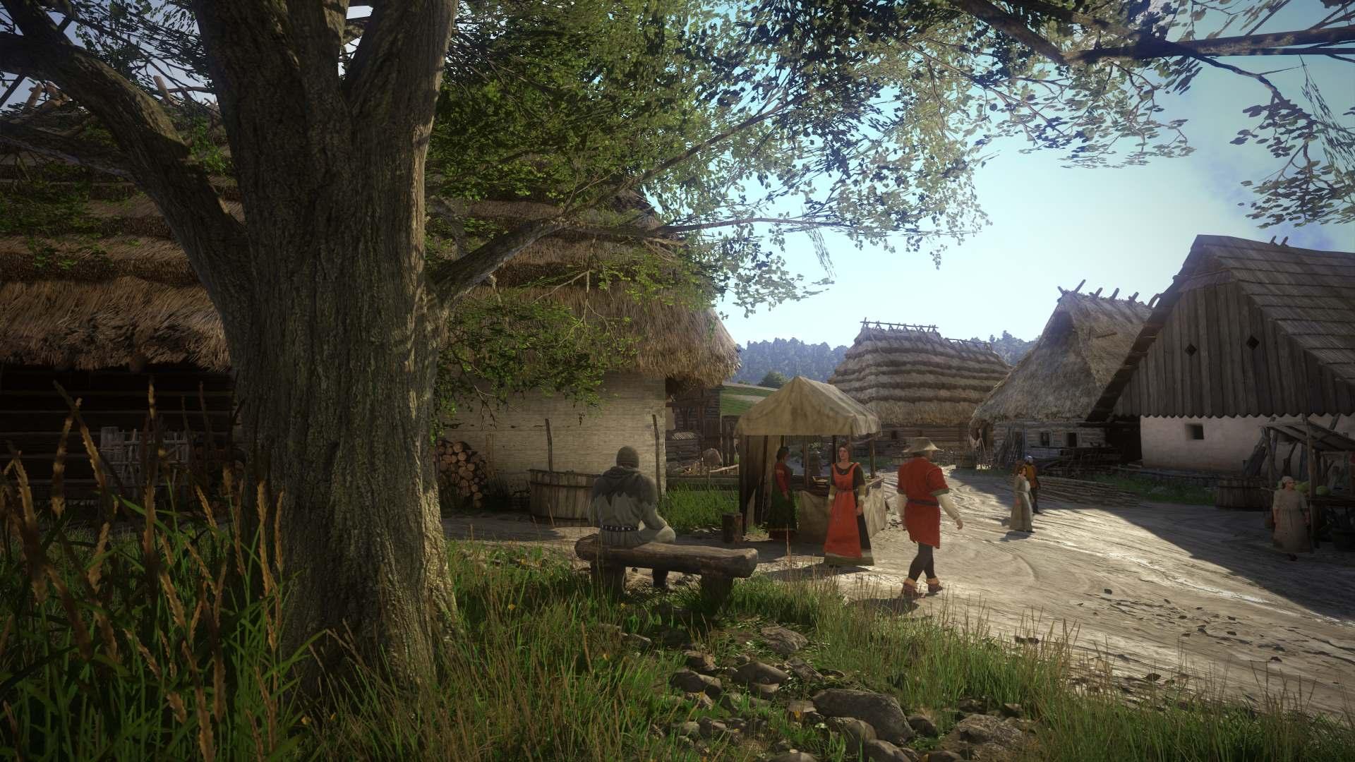 Скриншот №2 к Kingdom Come Deliverance Royal Edition