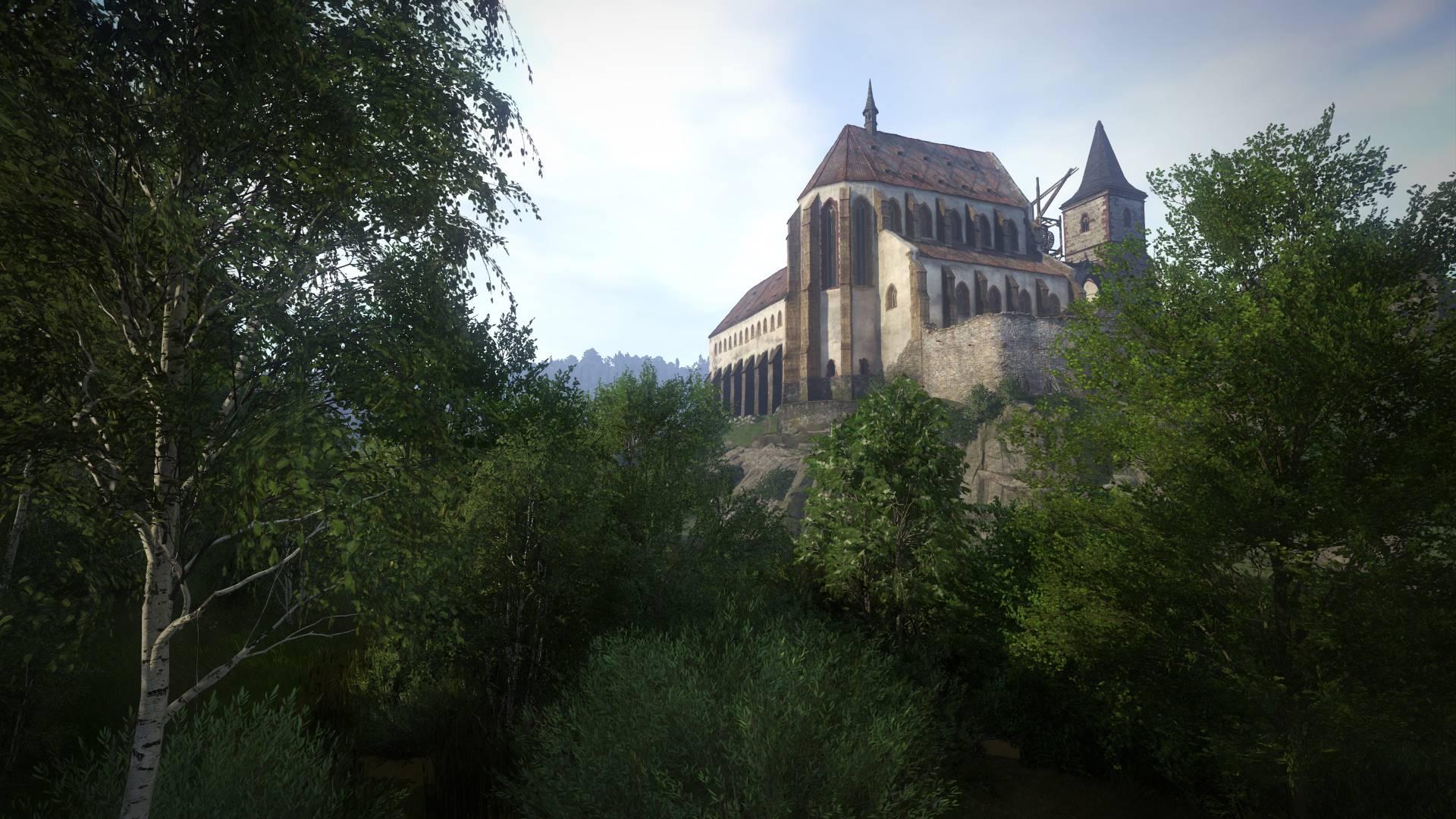 Скриншот №8 к Kingdom Come Deliverance Royal Edition