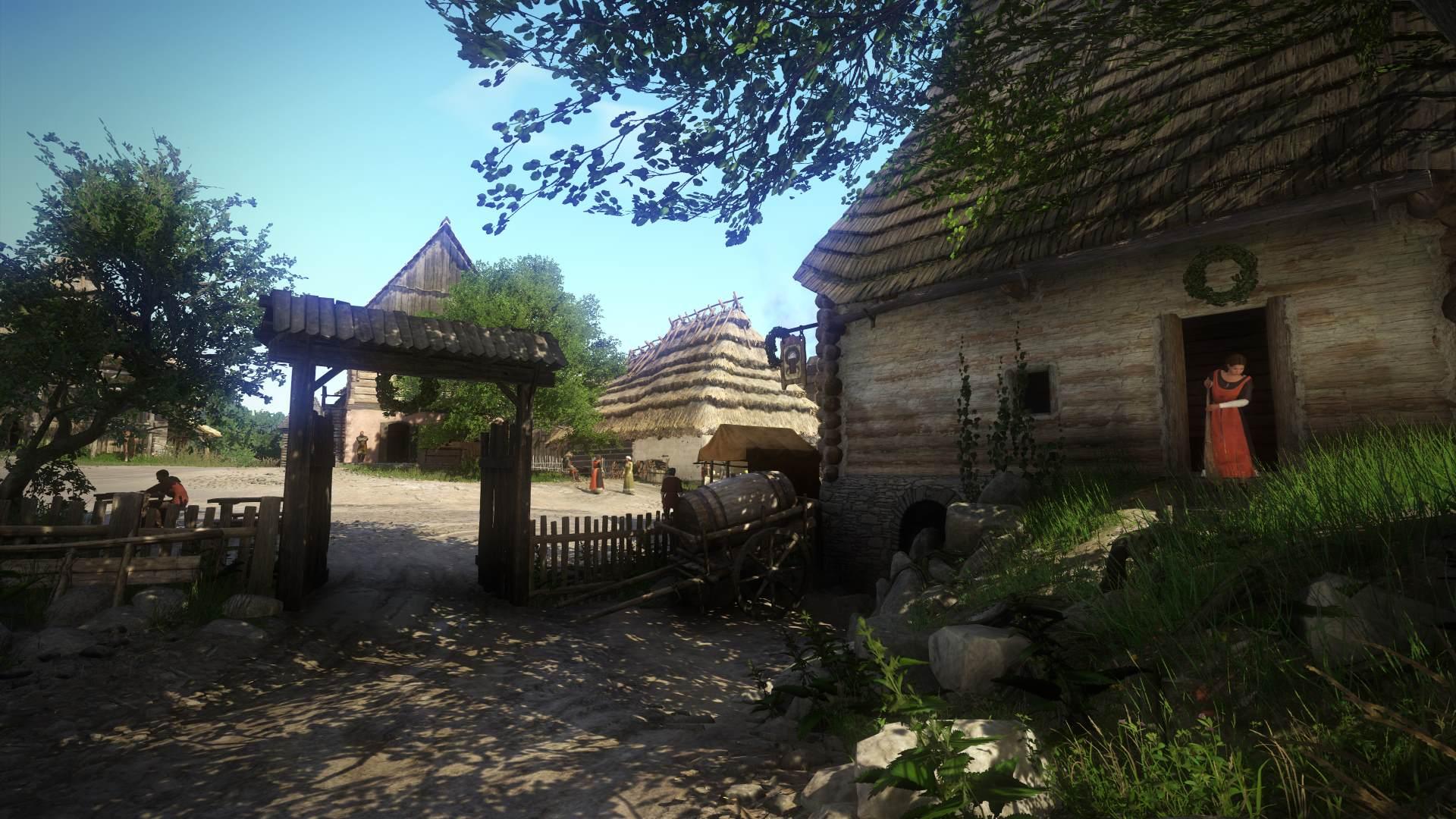Скриншот №1 к Kingdom Come Deliverance Royal Edition