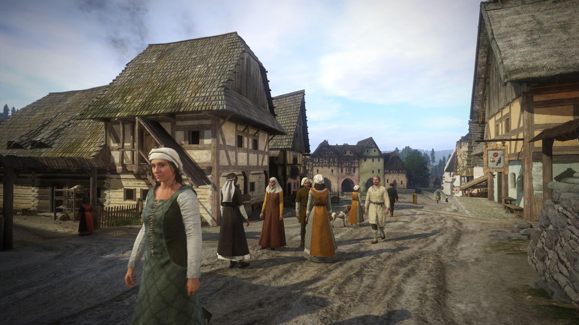 Скриншот №4 к Kingdom Come Deliverance Royal Edition