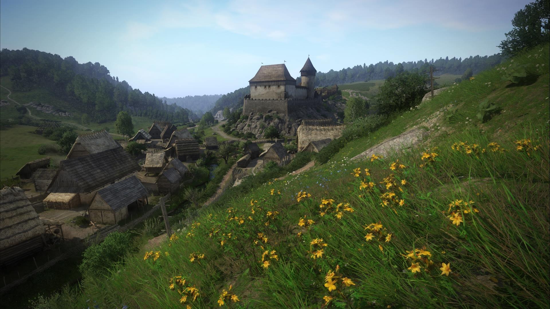 Скриншот №3 к Kingdom Come Deliverance Royal Edition