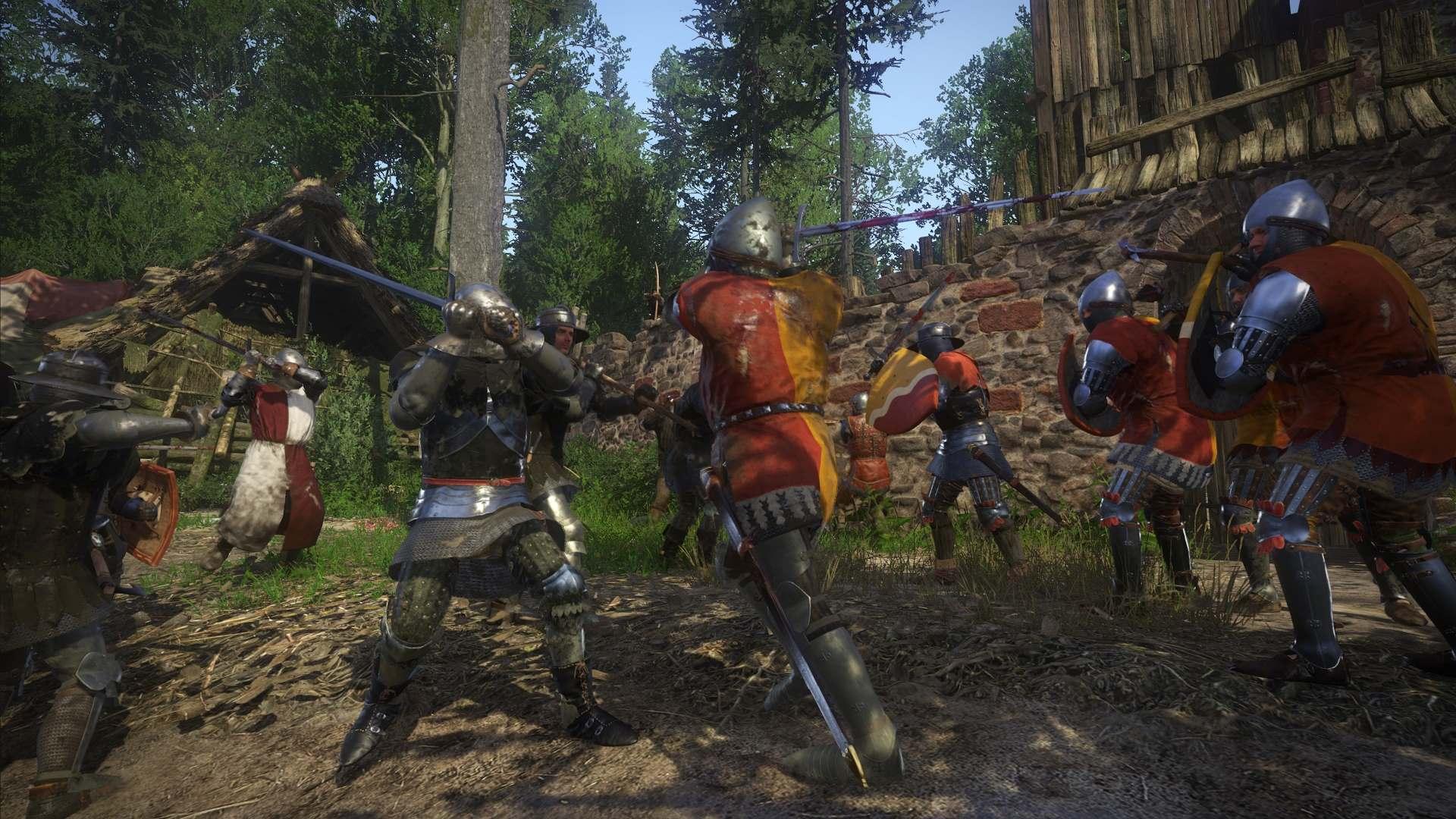 Скриншот №10 к Kingdom Come Deliverance Royal Edition